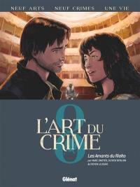 L'art du crime. Volume 8, Les amants du Rialto