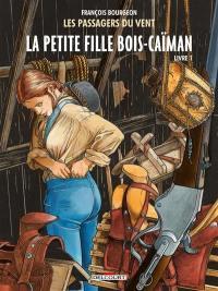 La petite fille Bois-Caïman. Volume 1,