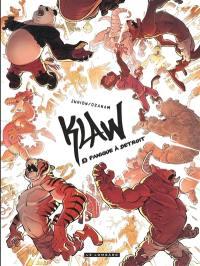 Klaw. Volume 9, Panique à Détroit