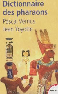 Dictionnaire des pharaons