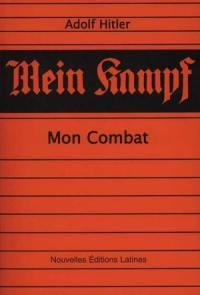 Mein Kampf = Mon combat