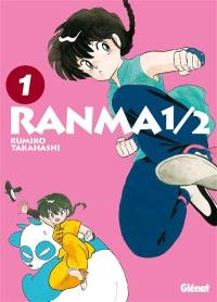 Ranma 1-2. Volume 1,