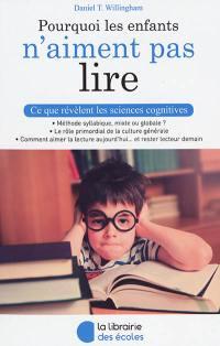 Pourquoi les enfants n'aiment pas lire : ce que révèlent les sciences cognitives