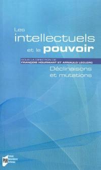 Les intellectuels et le pouvoir