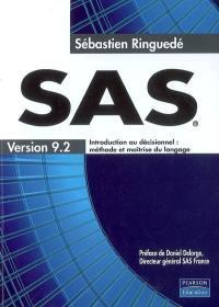 SAS, version 9.2