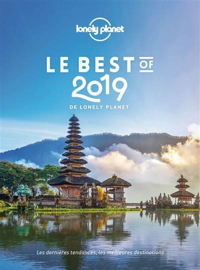 Le best of 2019 de Lonely Planet