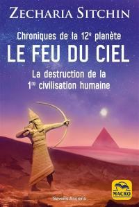 Chroniques terriennes, Guerres des dieux, guerres des hommes : les origines de l'humanité et des dieux qui détruisirent la civilisation