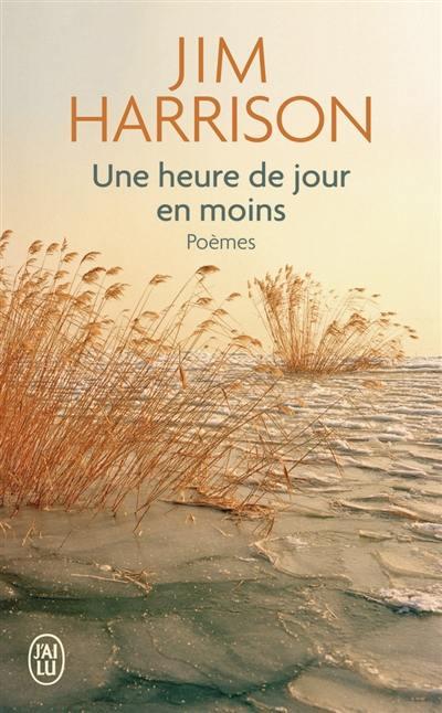 Une heure de jour en moins : poèmes choisis, 1965-2010