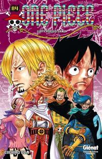 One Piece : édition originale. Volume 84