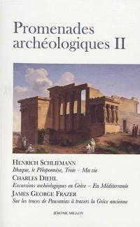 Promenades archéologiques. Volume 2, Promenades archéologiques