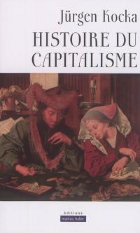 Histoire du capitalisme
