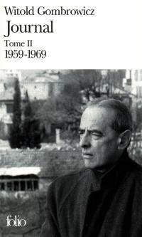 Journal. Volume 2, 1959-1969