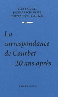 La correspondance de Courbet