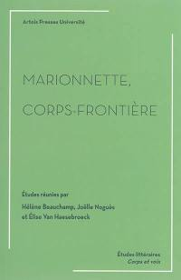 Marionnette, corps-frontière