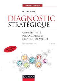 Diagnostic stratégique : compétitivité, performance et création de valeur