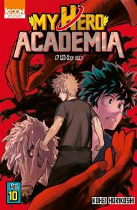My hero academia. Volume 10, #All for one