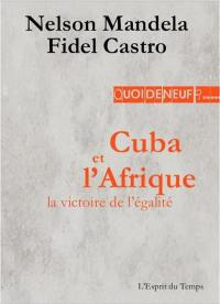 Cuba et l'Afrique