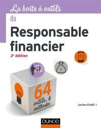 La boîte à outils du responsable financier : 64 outils & méthodes
