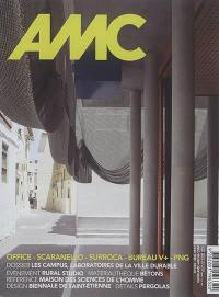 AMC, le moniteur architecture. n° 260