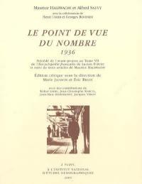 Le point de vue du nombre (1936)
