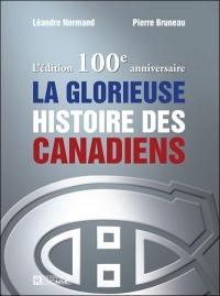 La glorieuse histoire des Canadiens