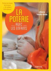 La poterie avec les enfants