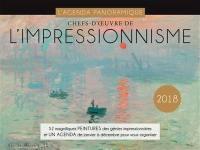 Chefs-d'oeuvre de l'impressionnisme 2018