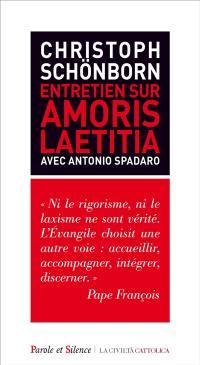 Entretien sur Amoris laetitia : avec Antonio Spadaro