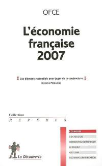 L'économie française 2007