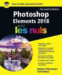 Photoshop elements 2018 pour les nuls