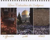 Livre-calendrier des 3 religions 2019