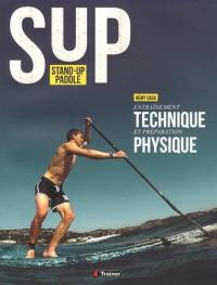 SUP stand-up paddle