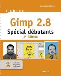 Cahier Gimp 2.8