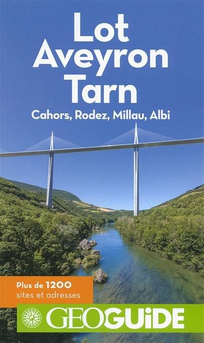 Lot, Aveyron, Tarn