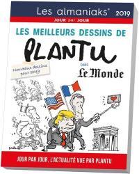 Les meilleurs dessins de Plantu dans Le Monde 2019