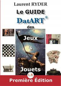 Le guide DatART des jeux & jouets