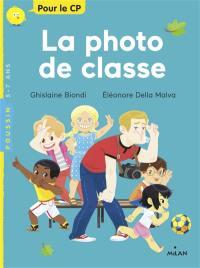 La photo de classe