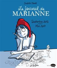 Le journal de Marianne : septembre 2015-mai 2017