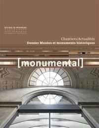 Monumental. n° 2 (2017), Musées et monuments historiques
