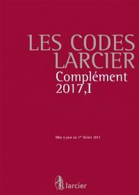 Les codes Larcier