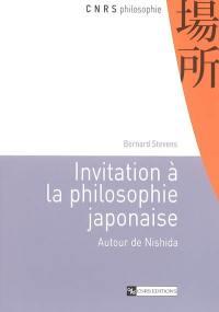 Invitation à la philosophie japonaise