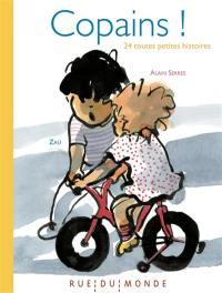 Copains ! : 24 toutes petites histoires