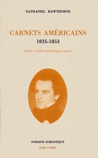 Carnets américains