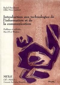 Introduction aux technologies de l'information et de la communication