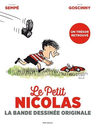 Le Petit Nicolas : la bande dessinée originale