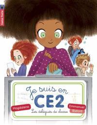 Je suis en CE2. Volume 2, Les délégués de classe