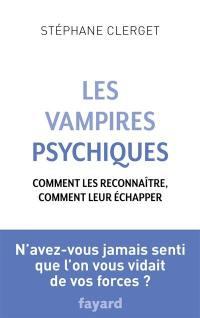 Les vampires psychiques