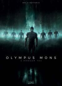 Olympus mons. Volume 3, Hangar 754