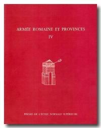 Cahiers du Groupe de recherches sur l'armée romaine et les provinces. n° 4, Prospection des vallées nord de la Libye