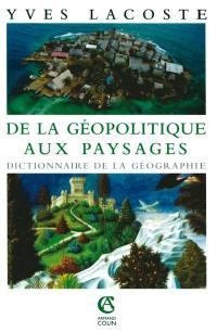 De la géopolitique aux paysages